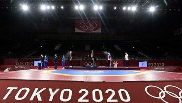 Токио-2020: ввоскресенье разыграют 18 комплектов наград. Фото AFP