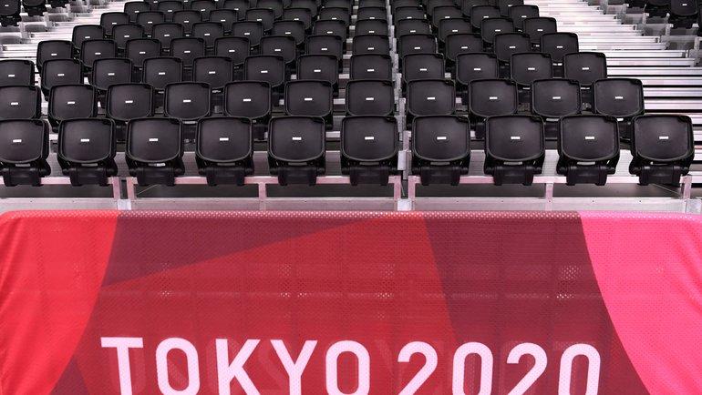Олимпийский турнир погандболу наОлимпиаде вТокио. Фото AFP