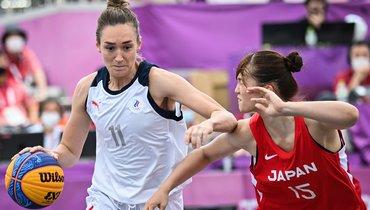 Женская сборная России стартовала вТокио спобед над Японией иКитаем. Фото AFP