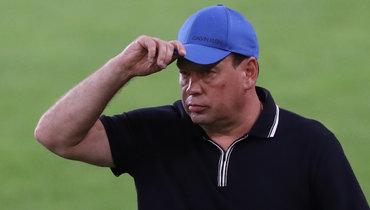 Гендиректор «Рубина» - о Слуцком после матча со «Спартаком»: «Сказал ребятам: «Давайте быстрее, а то сейчас тренера потеряем»