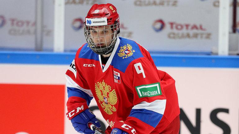 Никита Чибриков. Фото ФХР