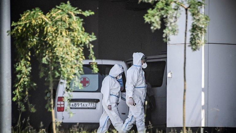 ВРоссии имире продолжает распространяться коронавирусная инфекция. Фото AFP