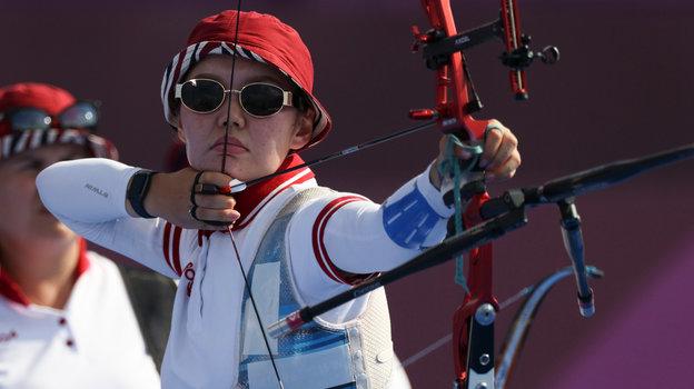 Светлана Гомбоева. Фото Getty Images