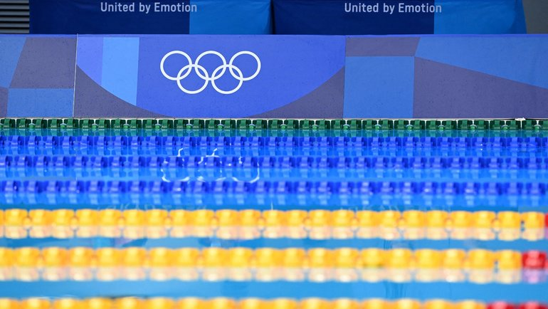 Ефимова иЧикунова прошли вполуфинал надистанции 100 метров брассом. Фото AFP