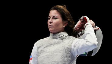Россиянка Инна Дериглазова взяла серебро Олимпийских игр-2020 врапире