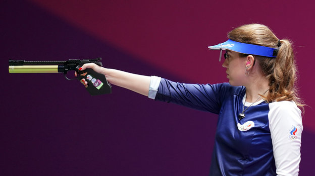 Олимпийские игры. Пулевая стрельба. Чемпионка Токио-2020 Виталина Бацарашкина. Интервью иистория успеха
