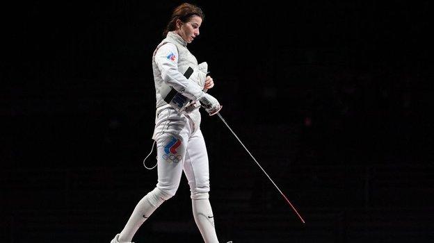 Олимпиада: фехтование, женщины, рапира. Инна Дериглазова иЛариса Коробейникова принесли России серебро ибронзу