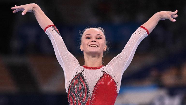 Ангелина Мельникова. Фото AFP