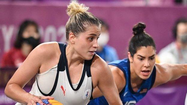 Олимпиада вТокио: сестры Фролкины— опрогрессе баскетбола 3х3 ижаре встолице Японии