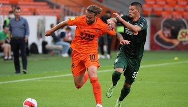 Сафонов потащил пенальти, Вилена забил гол-красавец. «Краснодар» стартовал скрупной победы вЕкатеринбурге