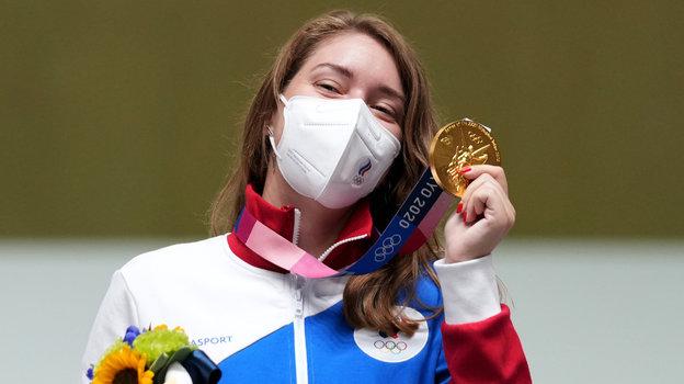 Олимпиада вТокио: как выступила сборная России впервые дни, сколько медалай завоевала
