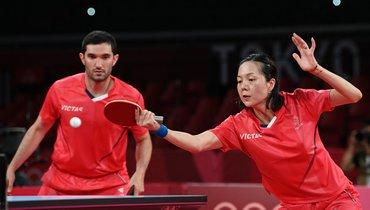 Олимпиада вТокио: настольный теннис, как китайцы выступают засборные других стран