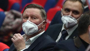 Сергей Иванов: «Ненадо надувать щеки иустраивать кормушку возле футбола»