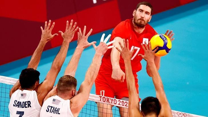 26июля. Волейбол. Россия— США— 3:1. Фото Reuters