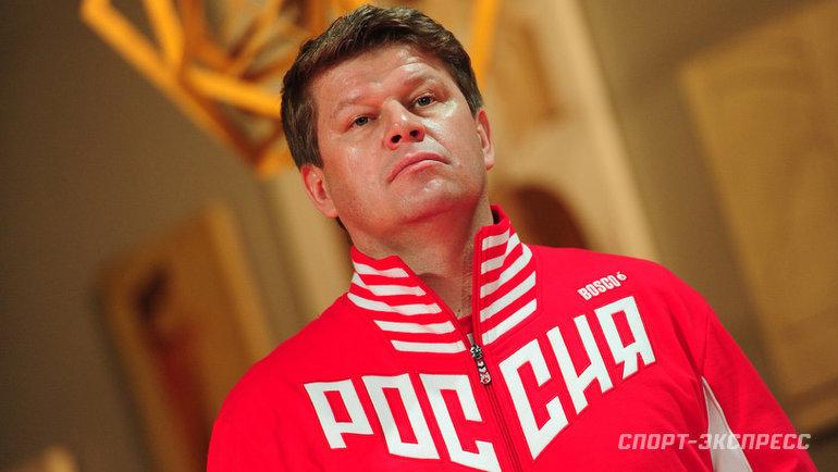 Дмитрий Губерниев. Фото Федор Успенский, «СЭ»