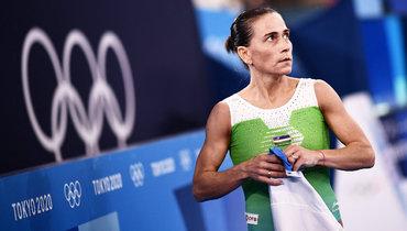 Великая Чусовитина завершила карьеру. 46-летнюю гимнастку лишили звания знаменосца инепустили вфинал
