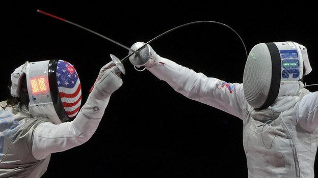 Финал Инна Дериглазова (справа)—Ли Кифер.