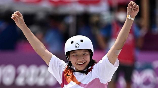 Момиджи Нишия. Фото AFP