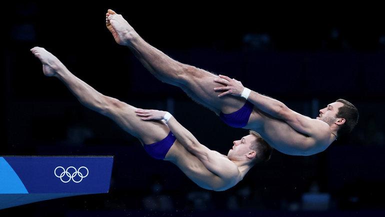 Виктор Минибаев иАлександр Бондарь. Фото Getty Images