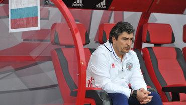 Валерий Карпин назвал тренерский штаб сборной России