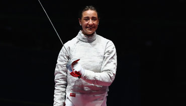 Егорян— опобеде Поздняковой: «Моя близкая подруга— олимпийская чемпионка! Это радость!»