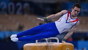 Сборная России поспортивной гимнастике выиграла командное многоборье наОлимпиаде вТокио