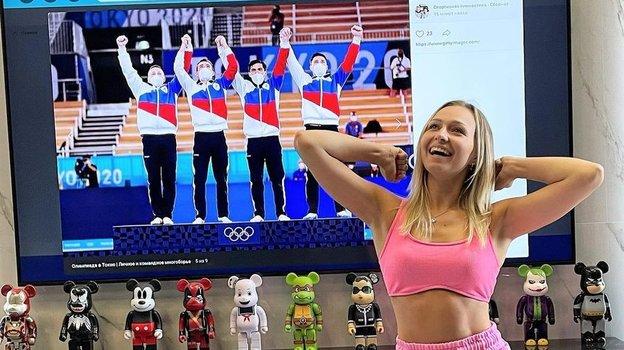 Дарья Спиридонова. Фото Instagram