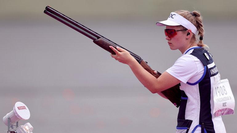 Наталья Виноградова. Фото AFP