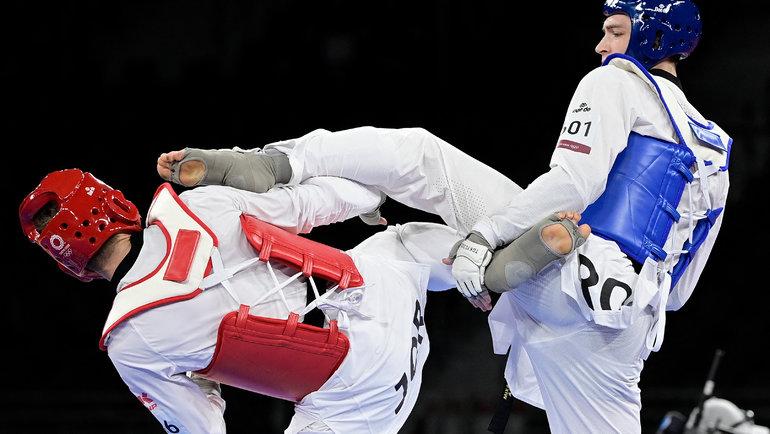 Максим Храмцов. Фото AFP