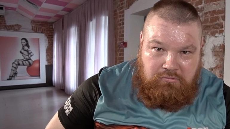 Вячеслав Дацик. Фото TRYE GYM.