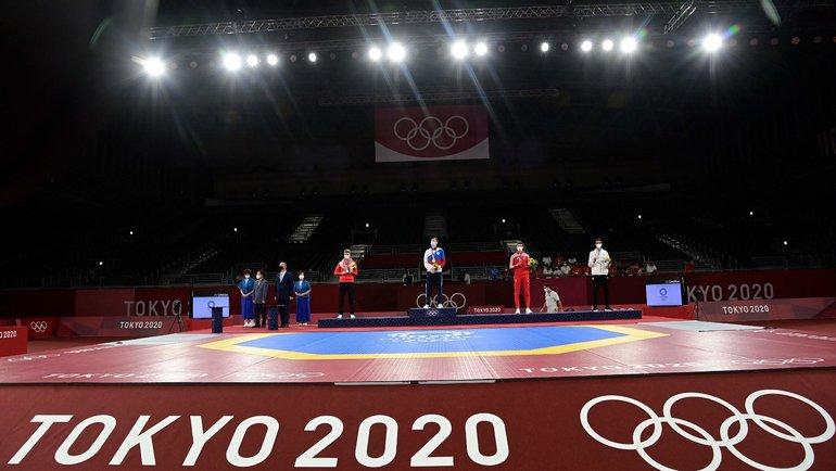 Олимпиада-2020 вТокио (Япония). Фото AFP
