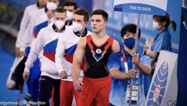 Евгения Медведева поздравила российских гимнастов: «Супер-мега рада завас»