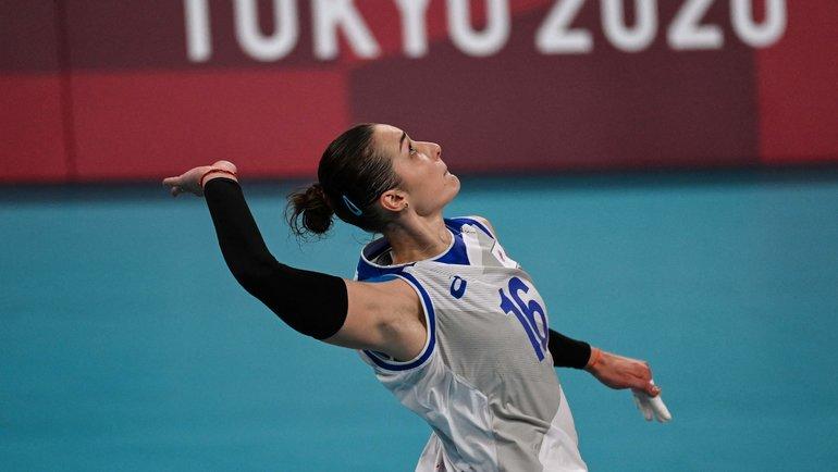 Ирина Воронкова. Фото AFP
