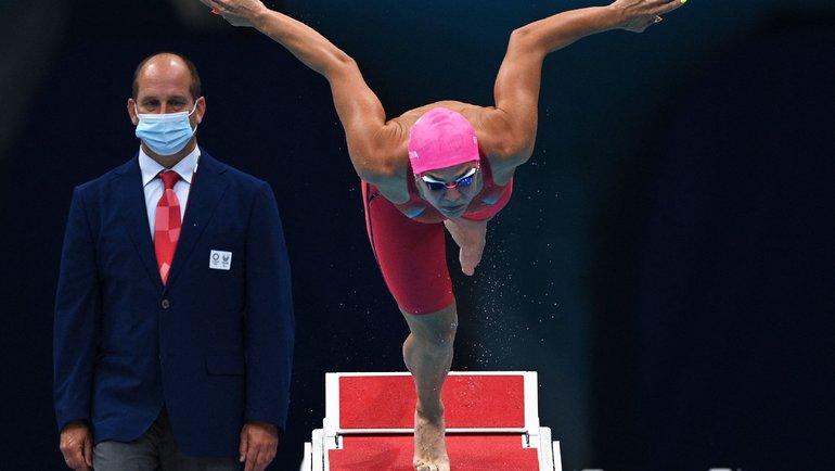 Юлия Ефимова. Фото AFP