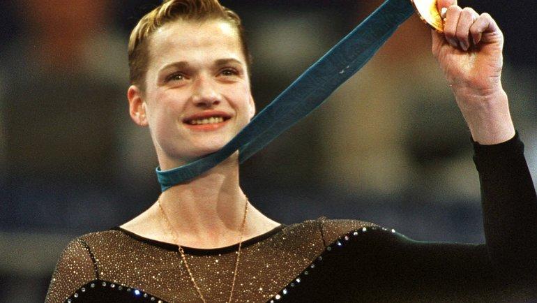 Светлана Хоркина. Фото Андрей Голованов/Сергей Киврин