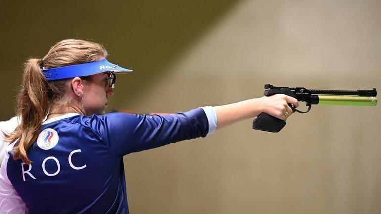 Виталина Бацарашкина. Фото AFP