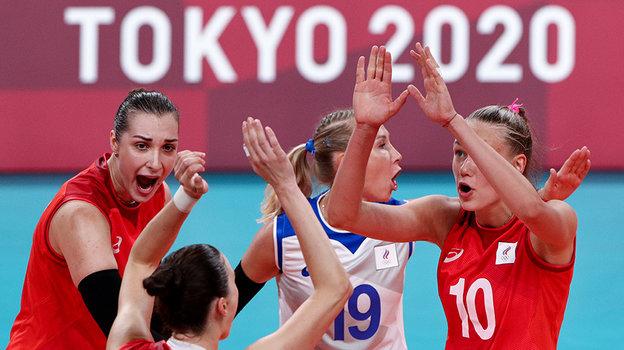 Олимпийские игры вТокио. Волейбол. Женщины. Россия— Аргентина— 3-0. Турнирные перспективы нашей команды