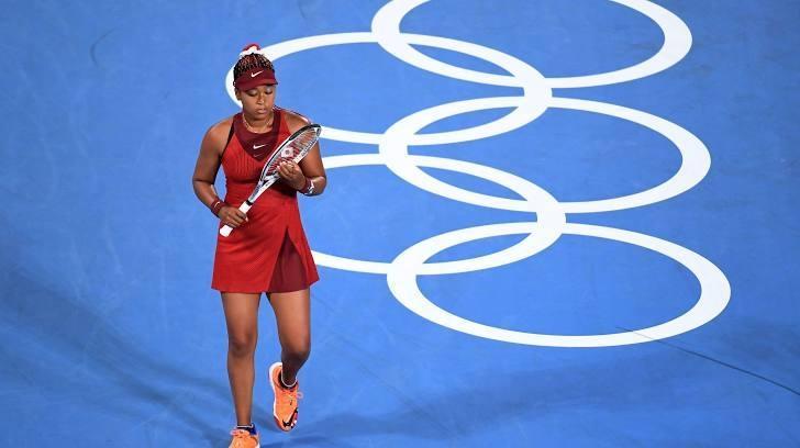 Наоми Осака. Фото Reuters