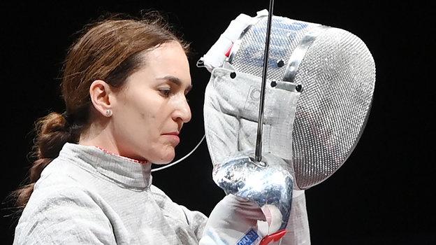 Софья Великая: карьера фехтовальщицы изнаменосца сборной России, как она проигрывала наОлимпиадах