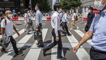 ВТокио зафиксировано рекордное число случаев заражения коронавирусом. Фото Getty Images