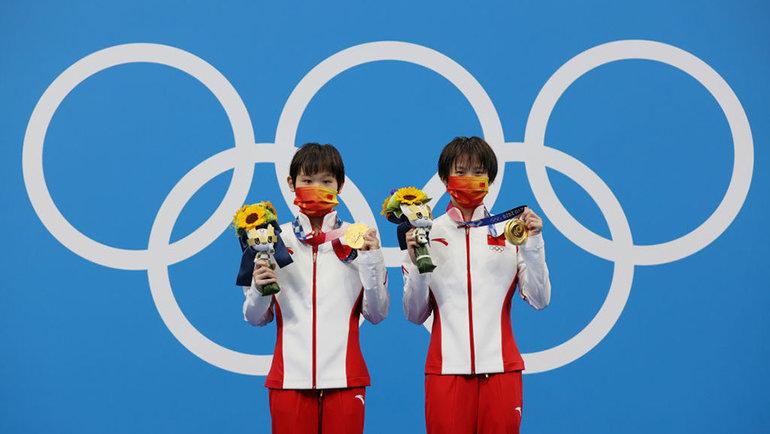 Чэнь Юйси и Чжан Цзяци. Фото Getty Images