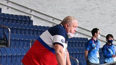 Трефилов опоражении сборной России отШвеции: «Команда разбаловалась. Второй тайм— избиение младенцев»