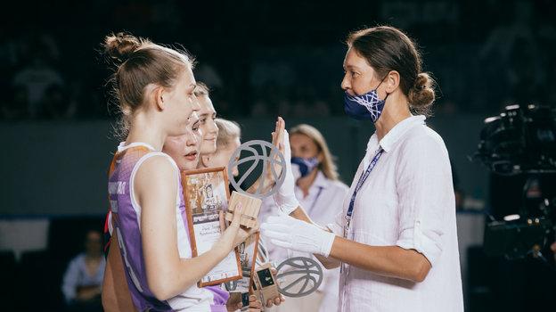 Суперфинал школьного баскетбола вРоссии! Команды определили сильнейших вКировской области