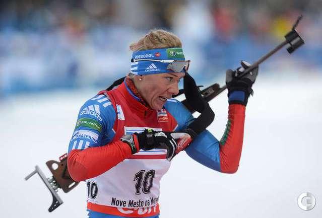 Ольга Зайцева: в шаге от медалей