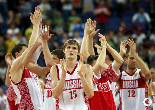 Андрей Кириленко - лучший баскетболист Европы