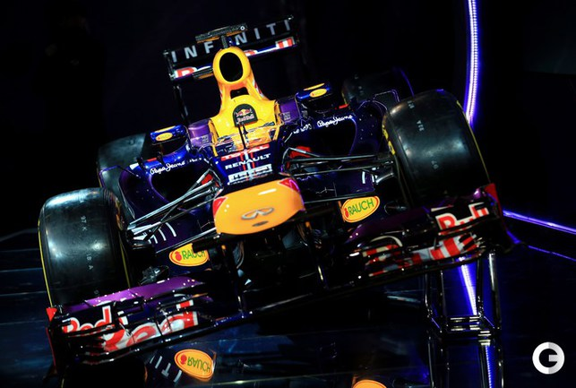 Red Bull RB9. Фото AFP.