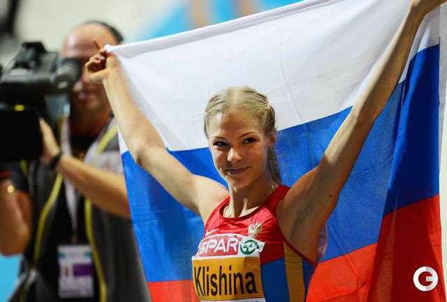 Дарья КЛИШИНА. Фото REUTERS.