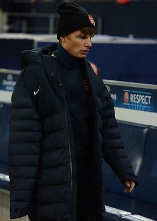 Полузащитник Андрей АРШАВИН? Фото AFP.