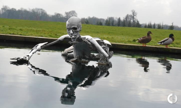 Скелет в отеле сборной России по футболу