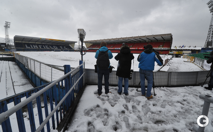 Северная Ирландия - Россия: матч, унесенный ветром